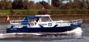 ab-sportbootschule - Ihre Bootschule an der Weser