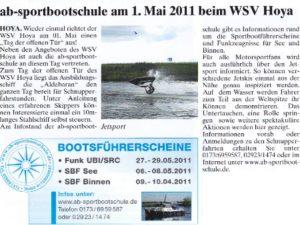 Das Blaue Blatt 04/2011
