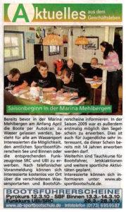 Die Harke am Sonntag 03/2010