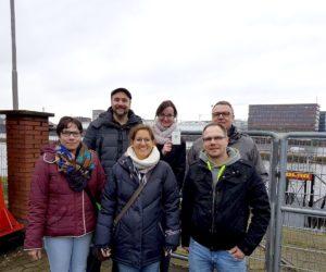 Bestandene Prüfung zum Sportbootführerschein Binnen in Bremen.