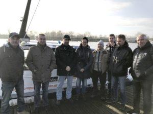 Bestandene Sportbootführerscheinprüfungen in Mehlbergen und in Bremen.