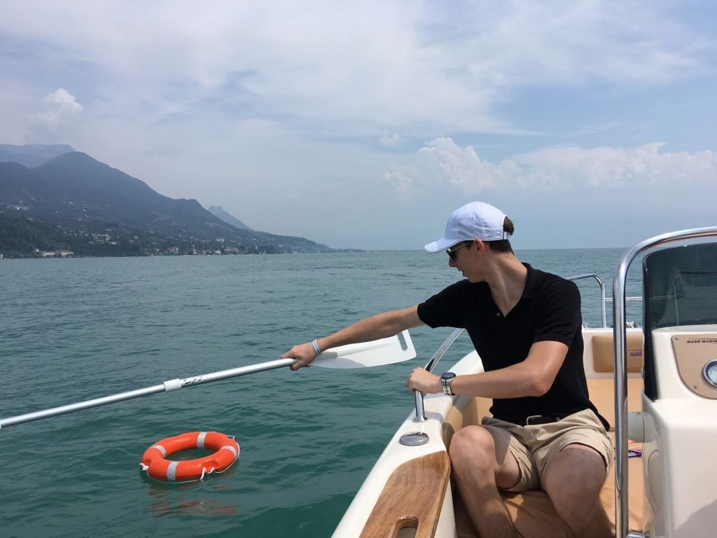 Unsere zufriedenen Kunden u.a. aus den Städten Rahden, Bückeburg, Hameln, Schwarmstedt, Achim und Neustadt machen Ihren Sportbootführerschein am Gardasee.