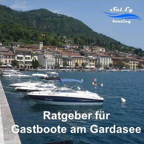 Wassersportler aus Stuttgart, Friedrichshafen, Konstanz, Lindau, Kempten, Memmingen, Sonthofen und Ulm machen am Gardasee Ihren Sportbootführerschein (SBF).